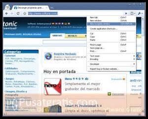 SRWare Iron : Chrome Based Browser dengan Tingkat Privacy yang Tinggi