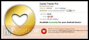 Cardio Trainer Pro Gratis dari Amazon
