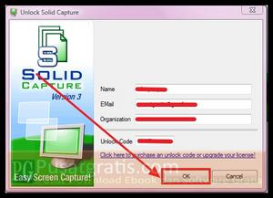 Unlock Code Solid Capture