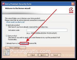 Install dan Aktifkan Avira Premium Security Suite