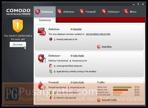 Download Comodo Internet Security Pro 2011