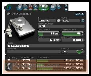 Dapatkan O&O DriveLED 4 untuk Memperoleh Informasi Sebelum Hardisk Crash atau Rusak
