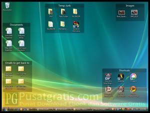 Desktop Anda Berantakan? Rapikan Icon di Desktop Anda dengan Fences