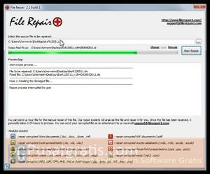 File Repair : Software Untuk Memperbaiki File Yang Rusak dengan mudah