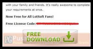 Install dan aktifkan BDlot Video Converter dengan lisensi yang anda dapatkan