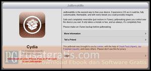 Cara Cepat dan Mudah Melakukan Jailbreak Pada iPhone, iPad atau iPod Touch