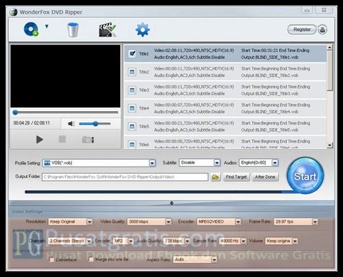 Dapatkan Lisensi Legal WonderFox DVD Ripper 2.5