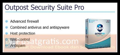Outpost Security Suite Pro 7.5