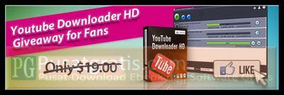 Download Video Youtube dengan SnowFox YouTube Downloader HD