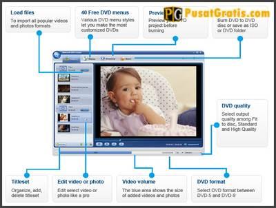 Dapatkan Aimersoft DVD Creator untuk Membuat DVD Movie, DVD Slideshow dan Burning DVD dengan Cepat dan Mudah