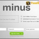 Dapatkan 10 GB File Sharing Space untuk Menyimpan File di Internet