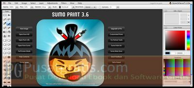 Sumo Paint Foto Editor Online