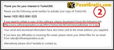 Download dan aktifkan TurboCAD v12.5 Deluxe dengan lisensi legal milik anda
