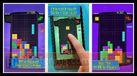 Game TETRIS untuk Android