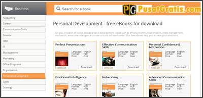 BookBoon: Tempat Download Buku Kuliah Gratis