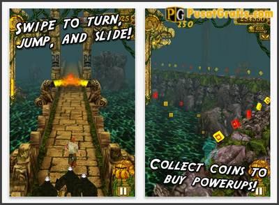 Dapatkan Game Temple Run untuk iPhone, iPad dan iPod Touch