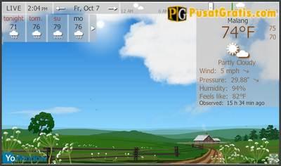 Cara Melihat Perkiraan Cuaca Secara Online dan Gratis!
