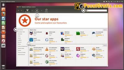 Ubuntu 11.10 hadir dengan Ubuntu Software Center