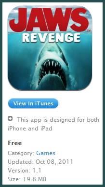Game Jaws Revenge: Rasakan Sensasi Menjadi Ikan Hiu