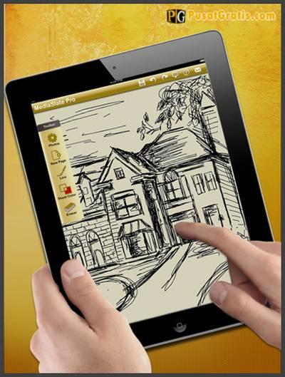 iPad Whiteboard App untuk Mengubah iPad menjadi Whiteboard yang Interaktif