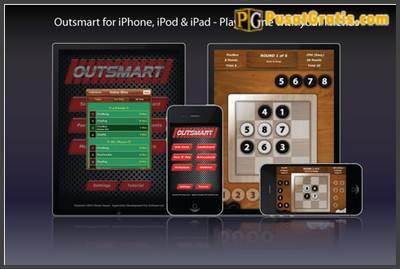Kini Outsmart Game untuk iPhone, iPad, dan iPod Touch Bisa Anda Dapatkan Secara Gratis!