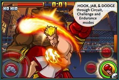 Super KO Boxing 2: Game Fighting Seru untuk Android