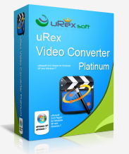 uRex Video Converter Gratis