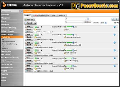 Cara Mendapatkan Astaro Security Gateway Home Use Firewall Secara Gratis