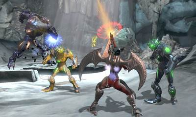 Download Game DC Universe Secara Gratis dan Legal