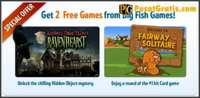 Dapatkan Lisensi Game Mystery Case Files: Ravenhearst serta Fairway Solitaire Senilai $13.98
