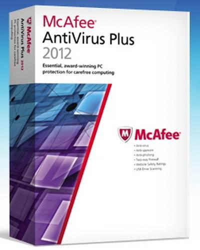 Dapatkan Lisensi Legal McAfee Antivirus Plus 2012 Selama 6 Bulan Penuh