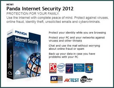 Cara Mendapatkan Lisensi Panda Internet Security 2012 dan Panda Antivirus Pro 2012 Secara Gratis