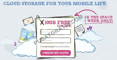 Cara Mendapatkan Cloud Storage 10 GB Gratis dari Pogoplug