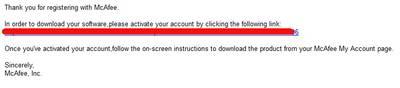 Login ke akun email anda dan klik link konfirmasi yang ada