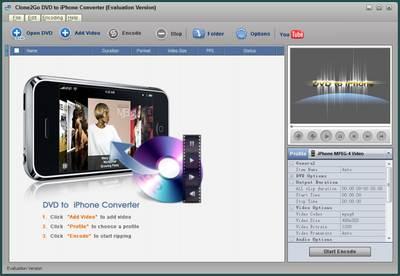 Clone2Go DVD to iPhone Converter Dibagikan Secara Cuma-Cuma!