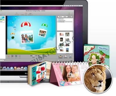 Dapatkan iCollage for Mac untuk Membuat Kolase Foto di Mac OS