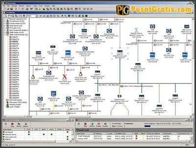 Download Visio 2007 Plug-in: LANsurveyor Express (Senilai $499)