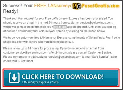 Download LANsurveyor Express