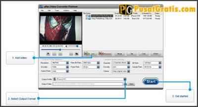 uRex Video Converter Digratiskan Lagi Hingga 10 November Mendatang