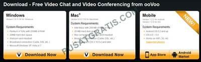 Download Aplikasi ooVoo untuk Video Call Secara Gratis