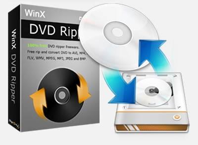 WinX DVD Ripper Free Edition: Solusi Gratis untuk Ripping DVD