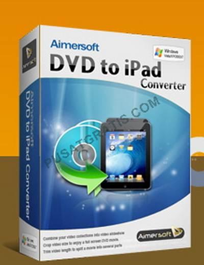 Dapatkan DVD to iPad dan DVD to iPod Converter Secara Gratis