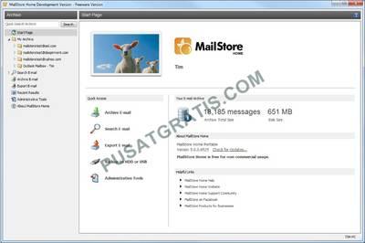 MailStore Home: Software Gratis untuk Membackup Semua eMail Anda