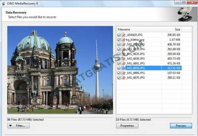 Mengembalikan File Multimedia yang Hilang dengan O&O MediaRecovery 6