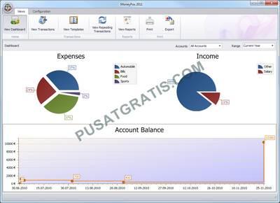 Atur Keuangan Anda dengan Abelssoft MoneyFox 2012