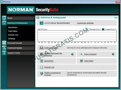 norman security suite gratis