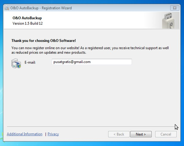 Download Software Backup Data O&O AutoBackup Secara Gratis dan Legal