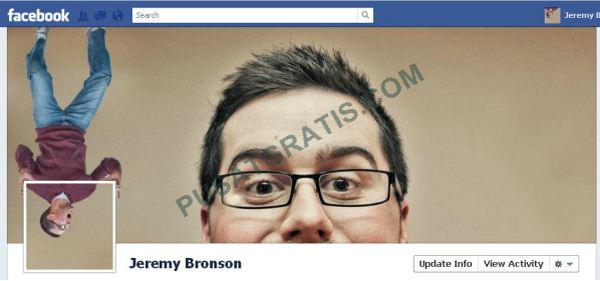 Cover Timeline Jeremy Bronson
