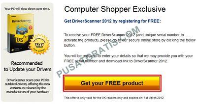 Driver Scanner 2012 gratis