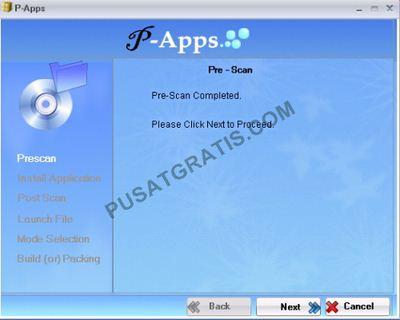 Membuat Software Portabel